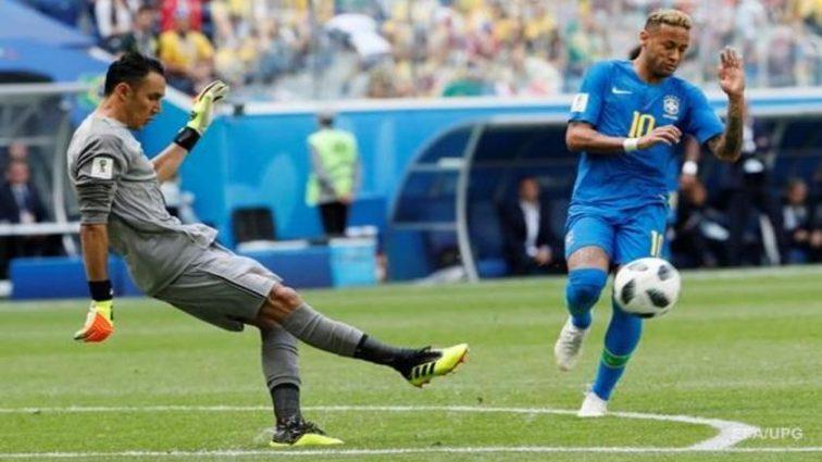 «Вырвали победу на последней секунде»: результат матча Бразилия — Коста-Рика