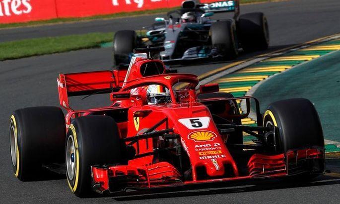 Формула-1: Хэмилтон выиграл квалификацию во Франции