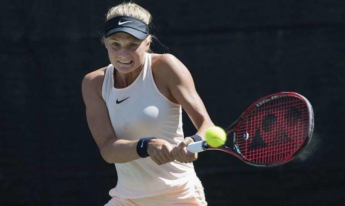 6-я ракетка Украины завершила участие в Wimbledon