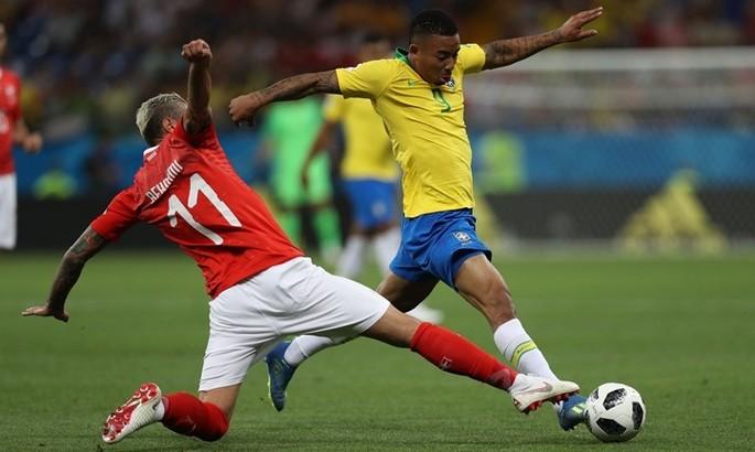 За 40 лет Бразилия впервые открыла игру турнира ничейным результатом