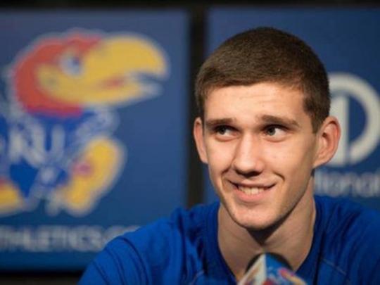 Украинский баскетболист добился успеха на чемпионате НБА