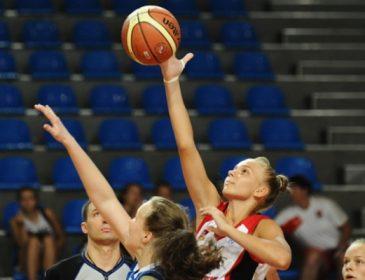 Украинские баскетболистки борются за место в чемпионате Европы