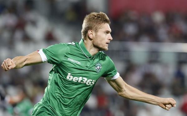Еще один украинский футболист перебрался в чемпионат Бельгии
