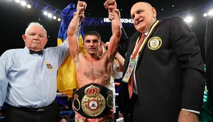 Артем Далакян прокомментировал успешную защиту титула