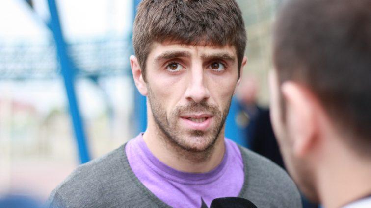 Украинский футболист сбежал из казахстанского клуба