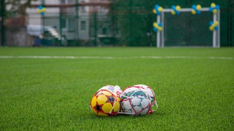 «Шахтер» построит на Прикарпатье два футбольных площадки