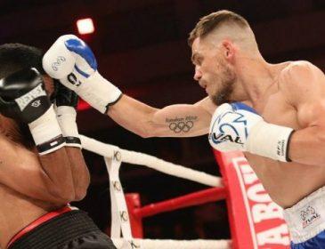Беринчик получил девятую победу на профессиональном ринге