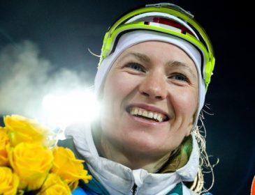 Стало известно, почему ушла из спорта известная биатлонистка Домрачева
