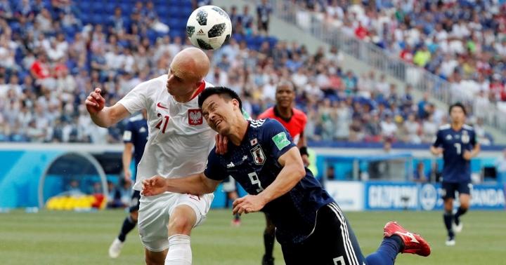 Сборная Японии установила персональный рекорд на ЧМ-2018