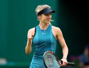Свитолина начала серьезно готовиться к Wimbledon