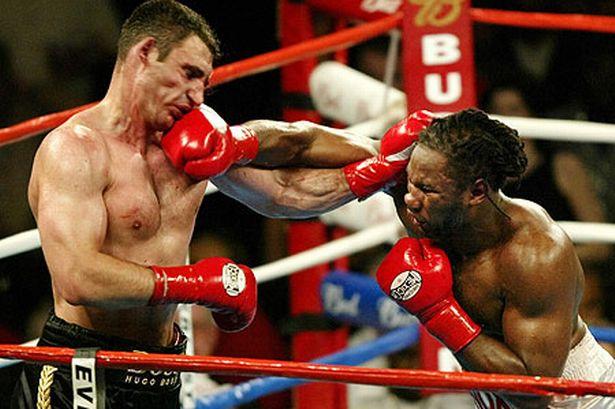 «Реванш с Льюисом сорвался из-за его мамы», — рассказал Кличко
