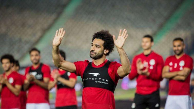 Салах не попал в стартовый состав Египта на матч с Уругваем. Узнайте причину