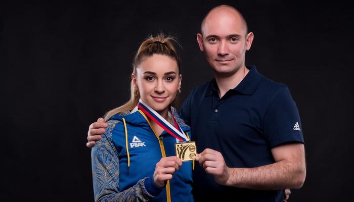 Одесскую каратистку признали лучшей спортсменкой месяца в Украине