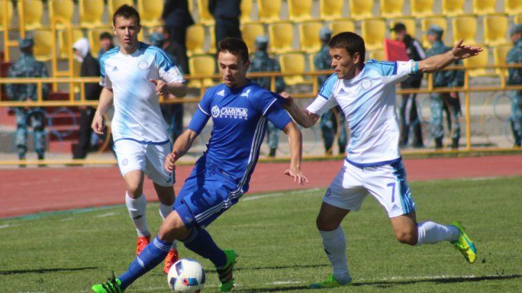 Знаменитый украинский тренер возглавил команду Казахстана
