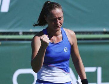 Бондаренко уверенно идет к победе на соревнованиях WTA в Истборне
