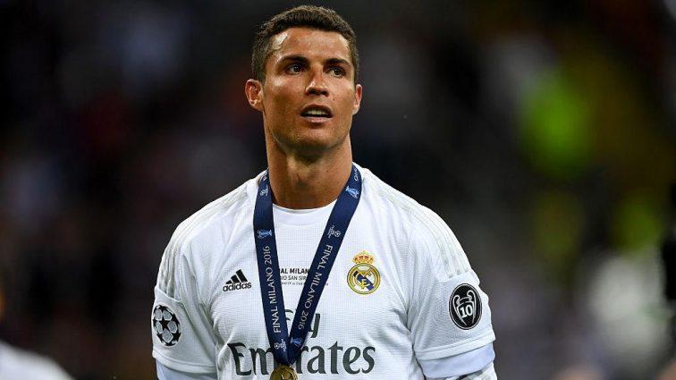 Стало известно, во сколько «Реал» оценил Криштиану Роналду