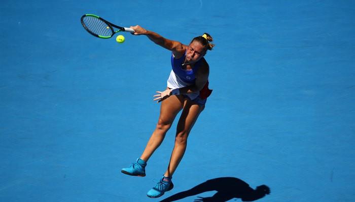 Бондаренко потерпела поражение на турнире в Истборне