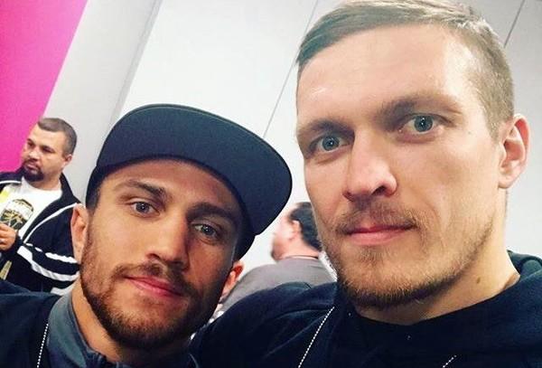 После Усика и Ломаченко еще один украинский боксер защитил титул чемпиона мира