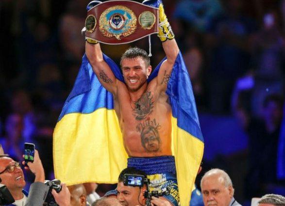 Ломаченко претендует на звание лучшего бойца 2018