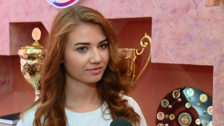 Украинская красавица стала вице-чемпионкой мира по шашкам