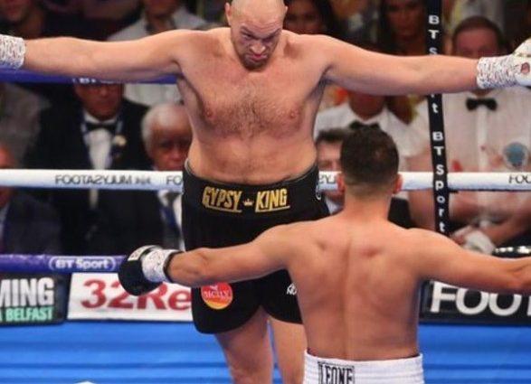 Фьюри и его новые победы после противостояния с Кличко