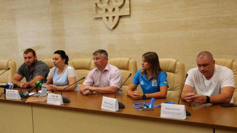 Украинские спортсменки стали призерами международных соревнований
