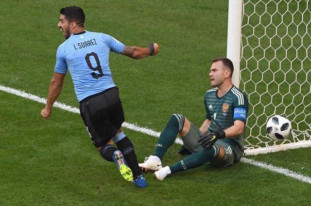 «Разгромила» Россия потерпела первое поражение на ЧМ-2018