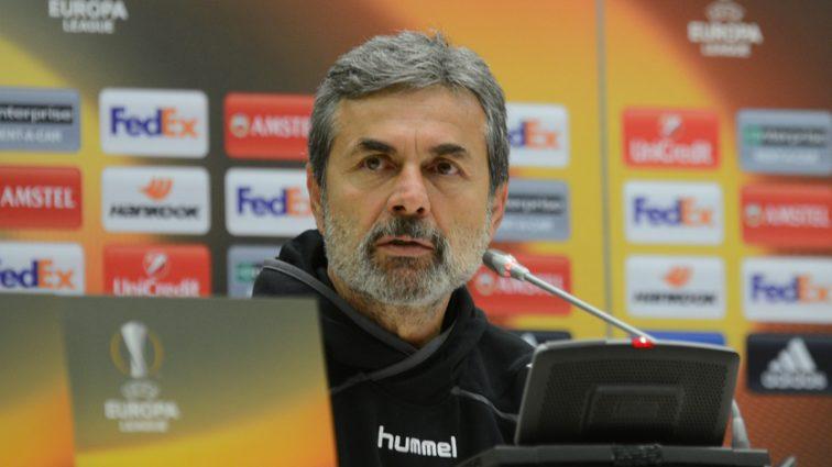 Клуб «Фенербахче» остался без главного тренера