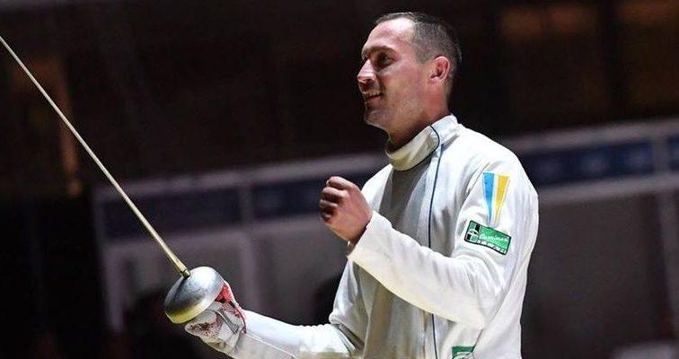 На чемпионате Европы по фехтованию первую медаль завоевал украинец