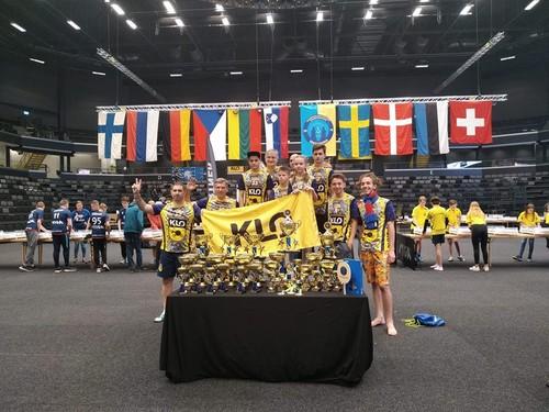 Украинцы оказались среди финалистов на ЧЕ по настольному хоккею