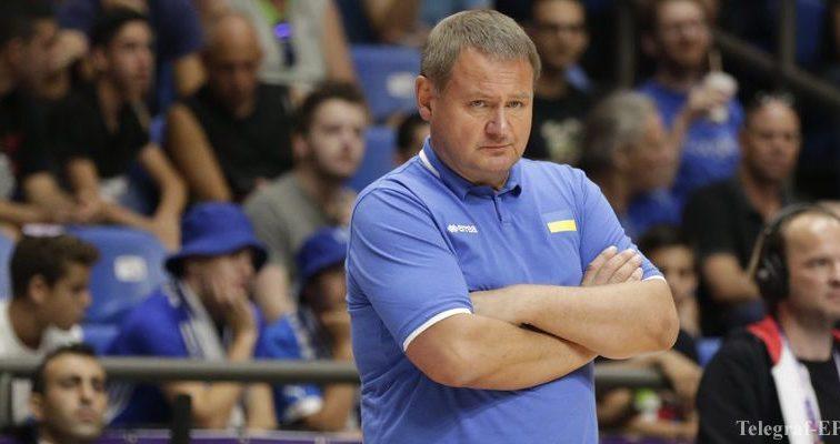 Мурзин: Украинские баскетболисты проведут спарринги с чехами и израильтянами