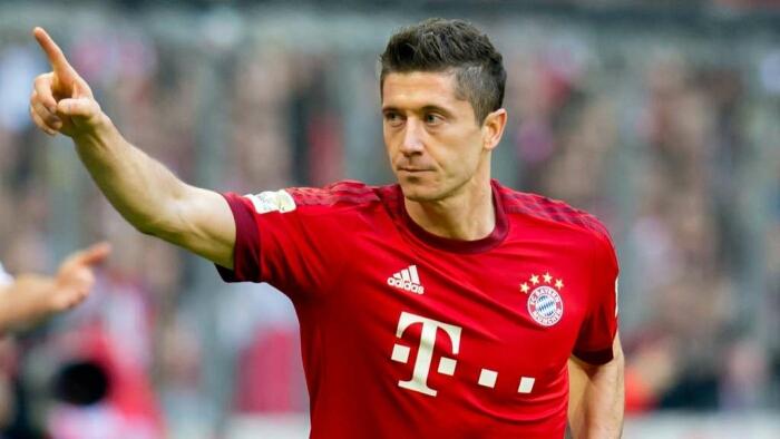 Бавария не захотела отпустить в Реал Роберта Левандовски