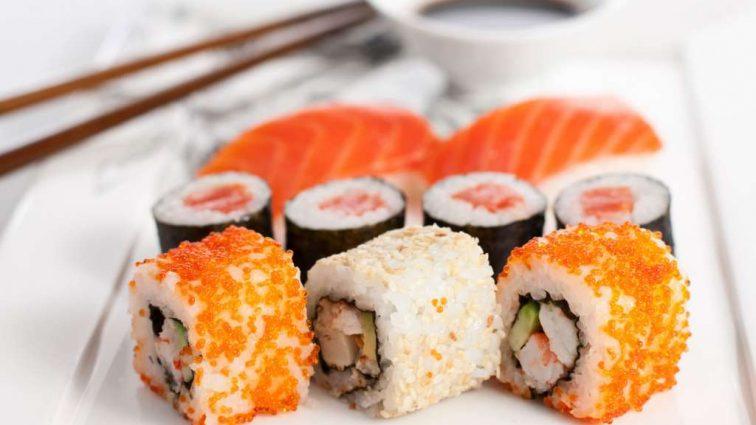 Вот почему суши могут быть опасными для вашего здоровья