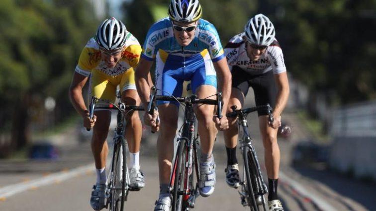 Велогонщик из Харькова получил три «золота» чемпионата Украины