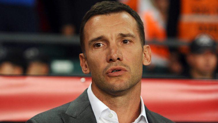 Стало известно, продолжит ли Федерация футбола Украины контракт с Андреем Шевченко