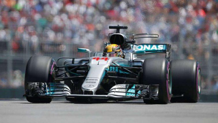 Формула-1: Хэмилтон выиграл Гран-при Германии