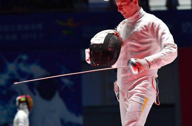 Двое украинских шпажистов вышли в полуфинал чемпионата мира по фехтованию