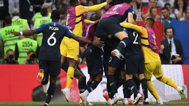 ЧМ-2018: Хорваты проиграли Франции, узнайте с каким счетом