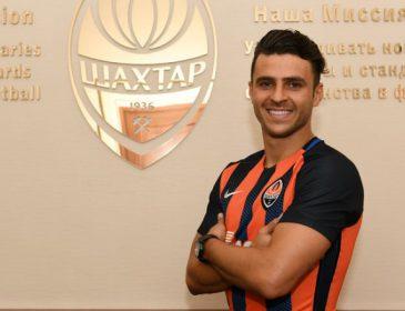 Жуниор Мораес назвал причины перехода с Динамо в Шахтер