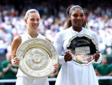 Wimbledon-2018: Серена Уильямс поднялась в рейтинге WTA