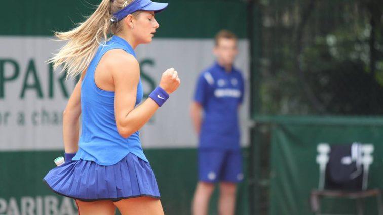 Даяна Ястремская прорвалась в четвертьфинал в Риме