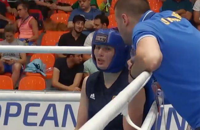 «Наши девушки не остаются в тени парней»: украинка  впервые стала лучшей спортсменкой месяца в женском боксе