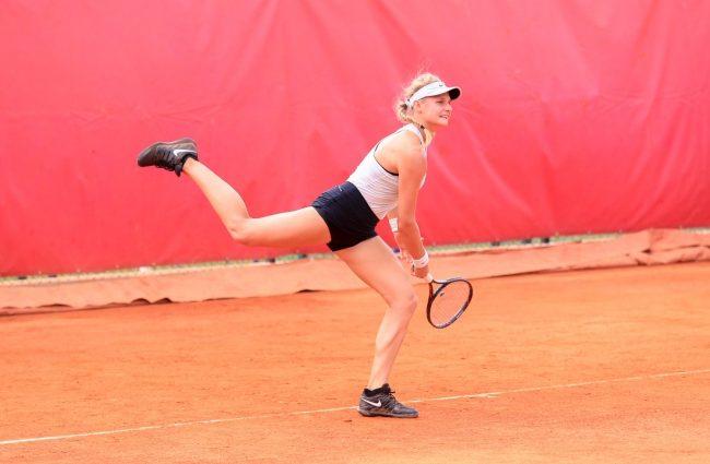 Даяна Ястремская показала блестящие результаты в Италии