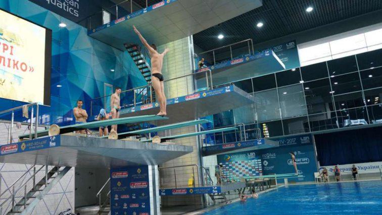 Украинец прошел в финал чемпионата мира в соревнованиях по прыжкам в воду