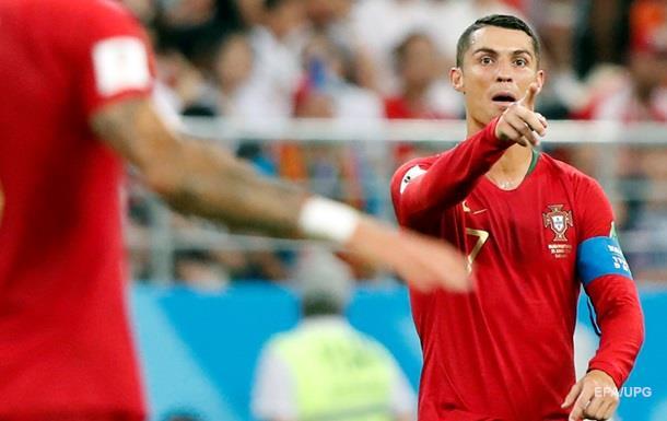 Роналду прокомментировал вылет своей сборной с ЧМ-2018