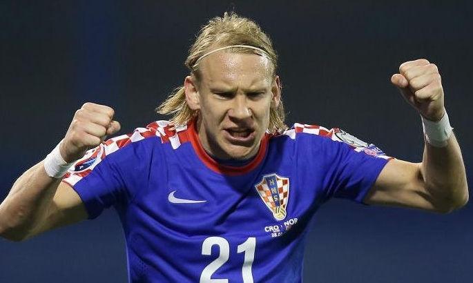 Хорватский футболист Вида может перейти в известный клуб к украинскому футболисту