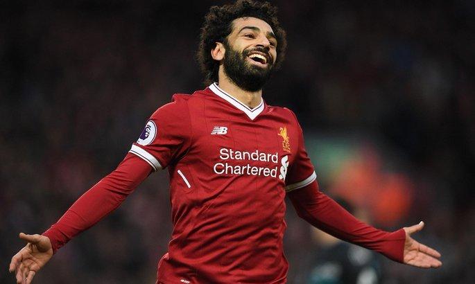 Лучший игрок английской премьер-лиги Салах продлил контракт с Ливерпулем