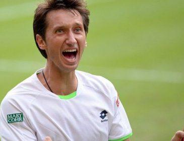 Стаховский потерпел сокрушительное поражение на турнире в Ньюпорте