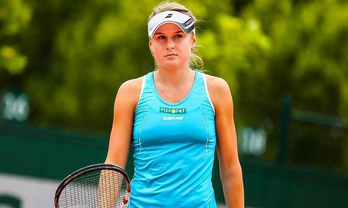 Известная украинская теннисистка продолжила дело Усика в Москве