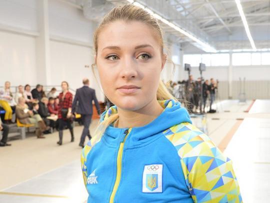 Украинка Ольга Харлан в третий раз за свою карьеру стала лучшей фехтовальщицей года